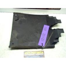 Beschermplaat motorblok/frame BMW K100RS ABS 1988-1990