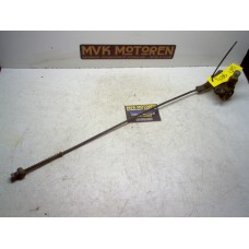 Achterrem mechanisme Honda VT500 C PC08 1983-86