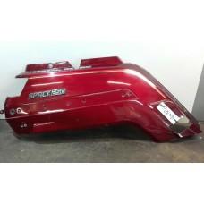 Zijscherm Rechts Honda CH250 Spacy 1985-1990