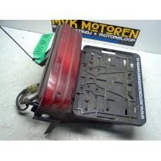 Achterspatbord incl. achterlicht Honda CH250 Spacy 1985-1990