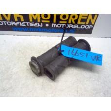 Gashandvat+handvat Honda VTR1000 F SC36 1997-02 Firestorm