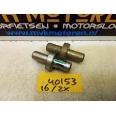 Adapter voor T-stuk paddockstand / 17-16 GRIP