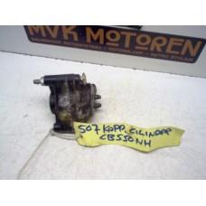 Koppelingscilinder blok Honda CB550 SC PC09 1983