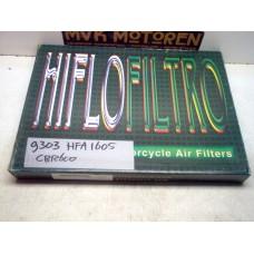 Luchtfilter HFA 1605 Honda CBR600F2 1991-1994