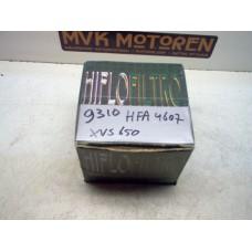 Luchtfilter HFA 4607 Yamaha XVS650 dragstar 1997-2007