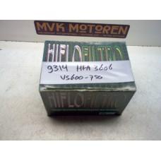 Luchtfilter HFA 3606 Suzuki VS600/750/800 1985-2000