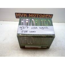 Luchtfilter HFA 4902 Yamaha FZR1000 exup/YZF1000 thunderace 1989-2001