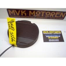 Blokdeksel rechts Kawasaki GPX600R ZX600C 1988-1997