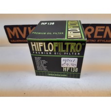 Oliefilter HF 138