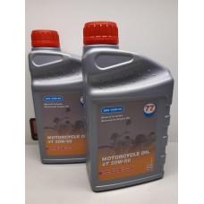 77 lubricants - Motorfietsolie 4T 20W-50 1 Liter