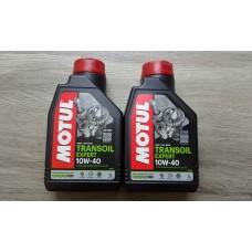 Motul Transoil 10W40 1 Liter