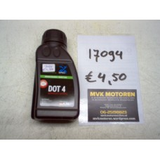Remolie DOT 4 Spec-X 250 ml
