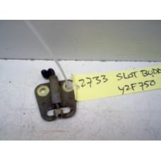 Buddyseatslot voor Yamaha YZF750 R 4HD 4HN 1993-98