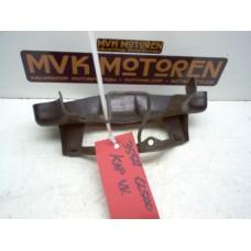 Kapje voorvork Honda GL500 D PC02 1981-84