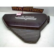 Zijkap rechts Honda CX500 Z A B 1978-1983