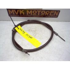 Kilometerteller kabel Yamaha XV700 / 750 42X 4FY 1985-95