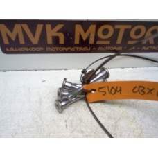 Bouten schijf voorrem Honda CBX650 E RC13 1983-86