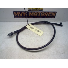 Kilometerteller kabel Triumph T300 1993-98