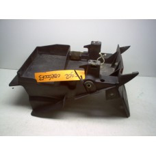 Achterspatbord met kentekenplaathouder Honda CBR600 F3 PC31 1995-98