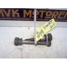 Bouten blok voor BMW K100 RT 1984-89